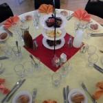 Tablecloseup @ Shabazz